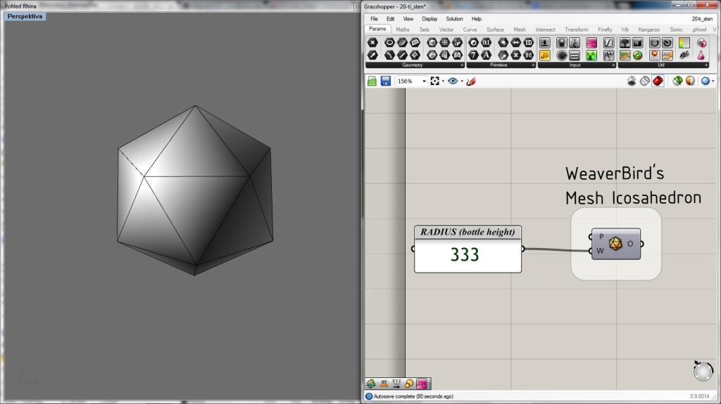 Atomium | CAD – Scripting