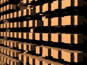 Cross Aggregation Wood