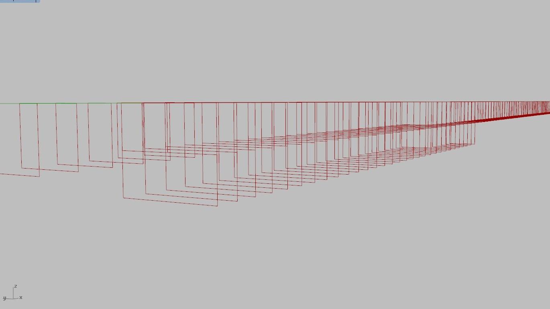 Final project  PEDESTRIAN BRIDGE | CAD – Scripting