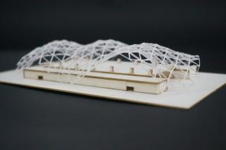 3D printing model 6